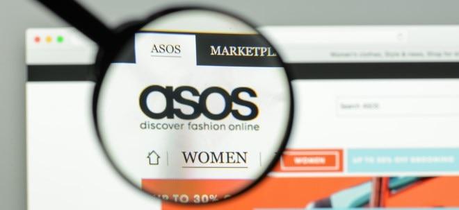 Weiterer Kurssprung: ASOS-Aktie +30%: Kapitalmaßnahme bringt Fantasie