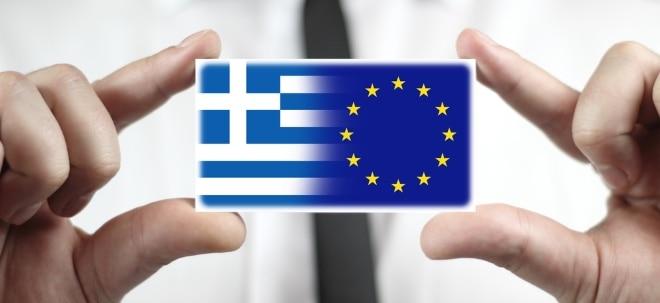 """Geldgeber sagen """"Nein"""": Geldgeber lehnen offenbar Vorschläge Griechenlands ab - DAX sackt ab   Nachricht   finanzen.net"""