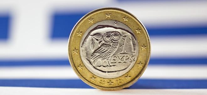 Kreditrahmen erweitert: EZB verschafft Hellas-Banken mit Notkrediten Luft | Nachricht | finanzen.net