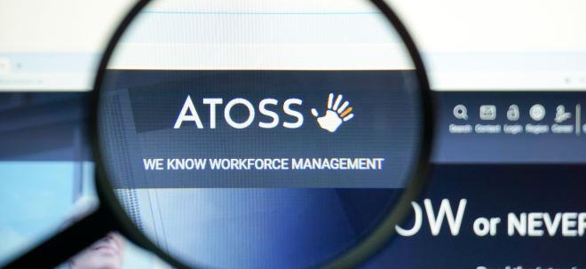 Personalplanungssoftware: ATOSS Software steigert Umsatz - ATOSS-Aktie dreht ins Minus | Nachricht | finanzen.net
