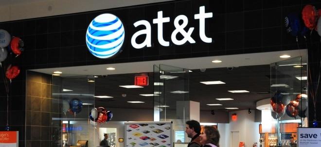 Jahresprognose angepasst: AT&T-Aktie springt an: AT&T weiter von Corona belastet - Aber weniger schlimm als befürchtet | Nachricht | finanzen.net