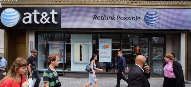 Analysen im Überblick: Ausblick: AT&T mit Zahlen zum abgelaufenen Quartal | Nachricht | finanzen.net