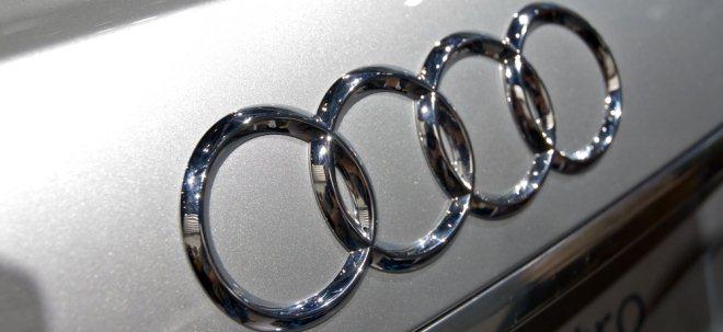 Fertigung eingestellt: AUDIs e-tron-Fabrik fehlt Nachschub: Kurzarbeit in Brüssel | Nachricht | finanzen.net