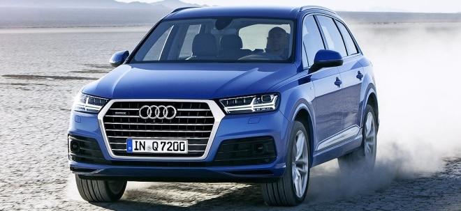 Abgasstandard bremst weiter: Audi erleidet auch im Oktober Absatzschlappe   Nachricht   finanzen.net