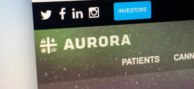 Im Höhenrausch: Aurora Cannabis-Aktie: Analysten bleiben trotz starker Zahlen skeptisch