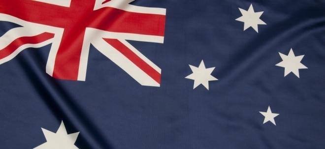 Aussie-Dollar: Runter in Down Under