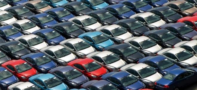 Furcht vor US-Zöllen macht sich breit - VW, Daimler und BMW schwächer