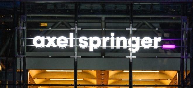 Erwerbsangebot vorausgesetzt: Axel Springer-Aktie vor Delisting: Antrag für Börsenrückzug wird gestellt | Nachricht | finanzen.net