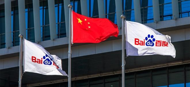 Neues Startup: Baidu wohl in Gesprächen: Milliardensumme für Gründung eines neuen Biotech-Konzerns | Nachricht | finanzen.net