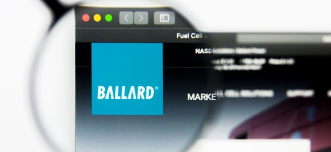 Ballard Power Aktie News