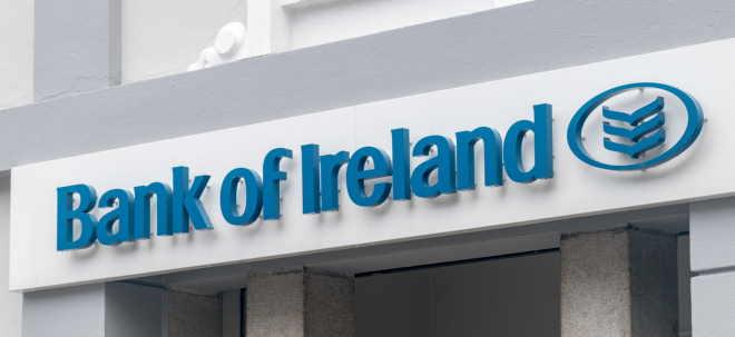 Ausstieg: Irische Regierung trennt sich von Anteilen an Bank of Ireland - Aktie verliert   Nachricht   finanzen.net