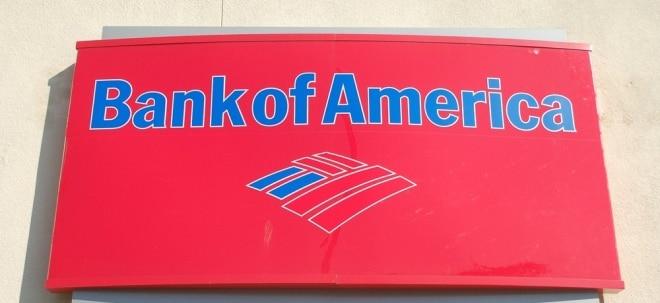 Erwartungen geschlagen: Bank of America steigert Gewinn | Nachricht | finanzen.net