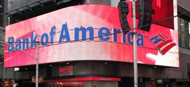 Kräftiges Plus: Bank of America verdoppelt Gewinn dank weniger Risikovorsorge - Aktie gefragt | Nachricht | finanzen.net