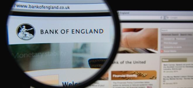 BoE Leitzinserhöhung: Britische Notenbank erhöht Leitzins erstmals seit zehn Jahren | Nachricht | finanzen.net