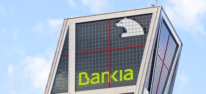 Es geht voran: CAIXABANK legt Offerte für vom Staat gerettete BANKIA vor - Aktien uneinheitlich | Nachricht | finanzen.net