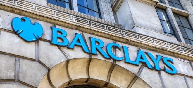 Britische Großbank Barclays geht angeblich auch auf Chefsuche - Aktie verliert