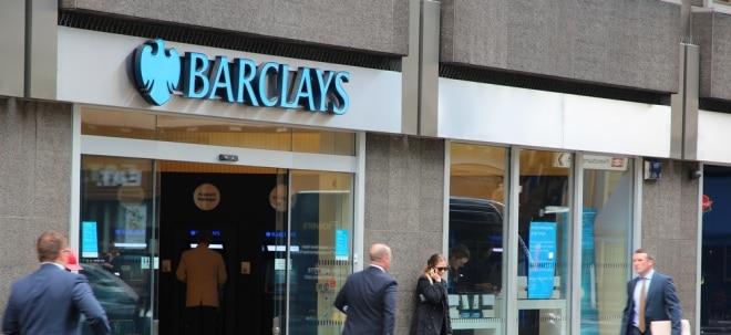 Kapitalquote überrascht: Barclays geht vorsichtig ins neue Jahr - Aktie in Rot   Nachricht   finanzen.net