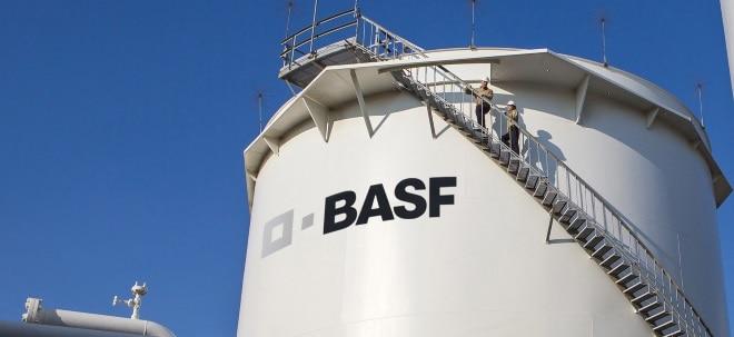 Unsicherheit bleibt hoch: BASF-Aktie knickt ein: BASF kappt