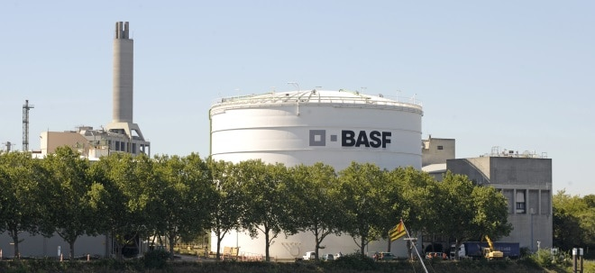Kräftiger Zufluss: BASF rechnet mit milliardenschwerem Buchgewinn durch Wintershall/Dea-Deal | Nachricht | finanzen.net