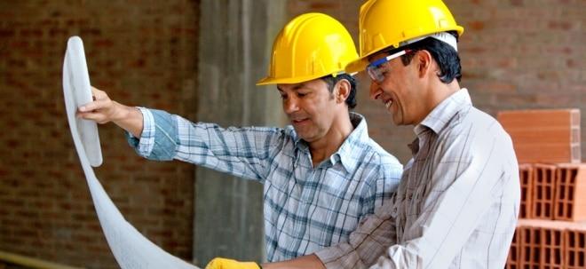 Euro am Sonntag-Aktien-Tipps: Bauboom: Stabiles Depot mit diesen Bau-Aktien   Nachricht   finanzen.net