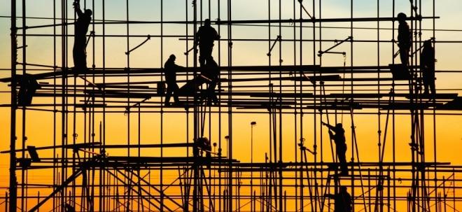 Auf solidem Fundament: Schwieriges Jahr für die Baubranche: Welche Baustoff-Aktien dennoch attrativ sind | Nachricht | finanzen.net