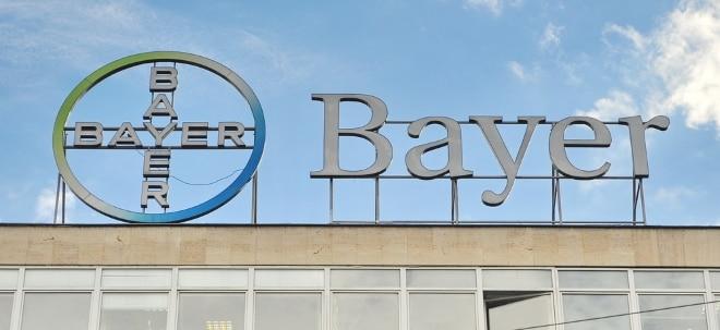 Einstufung der Behörde: Bayer-Aktien profitieren von EPA-Aussage zu Glyphosat | Nachricht | finanzen.net