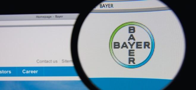 Auswertung: Bayer-Aktie sinkt: Bayer-Krebsmittel in Kombination bei Lymphomen sehr wirksam | Nachricht | finanzen.net