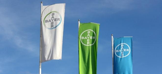 Streit um Glyphosat: Bayer-Chef Baumann kritisiert 'Green Deal' der EU | Nachricht | finanzen.net