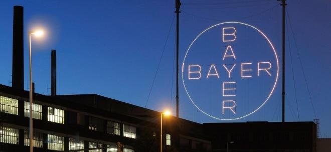 Milliarden-Deal: Bayer-Aktie an DAX-Spitze: Bayer könnte Verkauf von Tiermedizin eventuell nächste Woche ankündigen | Nachricht | finanzen.net