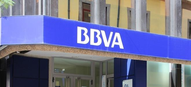Analysten-Prognosen: Ausblick: BBVA zieht Bilanz zum abgelaufenen Quartal | Nachricht | finanzen.net