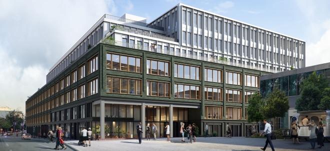Werbung: Becken und HanseMerkur Grundvermögen AG starten Joint Venture für Münchener Büroprojektentwicklung FABRIK | Nachricht | finanzen.net