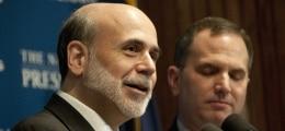 Raum für Maßnahmen: Fed-Chef Bernanke sieht Spielraum für weitere geldpolitische Lockerung | Nachricht | finanzen.net