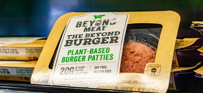 Experten-Erwartungen: Ausblick: Beyond Meat mit Zahlen zum abgelaufenen Quartal | Nachricht | finanzen.net