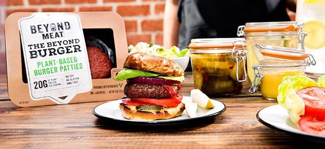 Kräftige Umsatzsteigerung: Beyond Meat-Aktie bricht ein: Beyond Meat vermeldet Quartalsverlust | Nachricht | finanzen.net