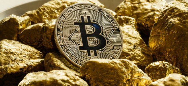 Absicherung im Fokus: Bitcoin als Gold-Alternative - Deutsche Bank sieht steigende Nachfrage | Nachricht | finanzen.net