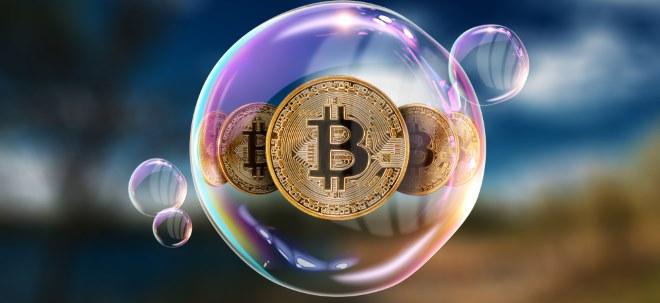 Umfragewerte: Nach neuen Rekorden: Mehrheit der Investoren sieht in Bitcoin immer noch eine Blase | Nachricht | finanzen.net