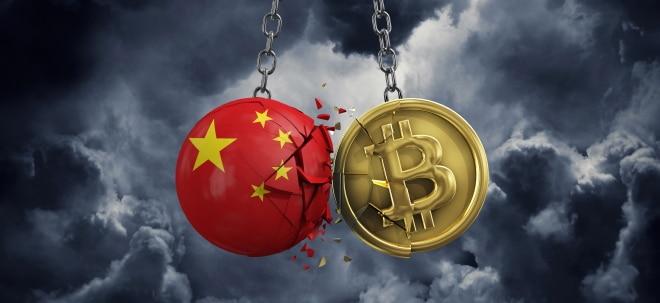 Ein Rückblick: China vs. Bitcoin: Der lange Kampf der chinesischen Regierung gegen die Kryptowährung | Nachricht | finanzen.net