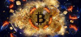 Крупнейшая криптобиржа рухнула после скачка биткоина выше $20 000
