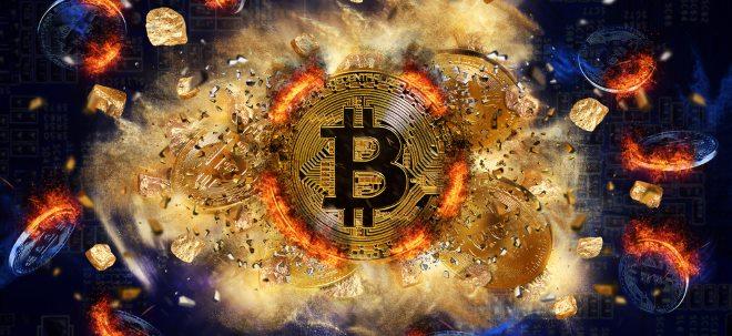 Vier-Jahres-Zyklus: Investmentbank prognostiziert: 2021 kostet der Bitcoin 21.000 US-Dollar | Nachricht | finanzen.net