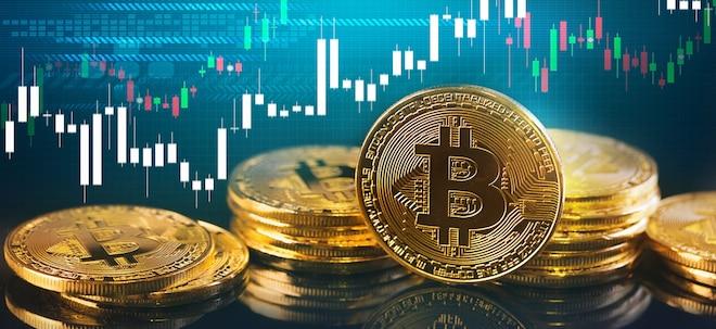 Digitalwährungen im Fokus: So bewegen sich Bitcoin, Ethereum Co. am Freitag