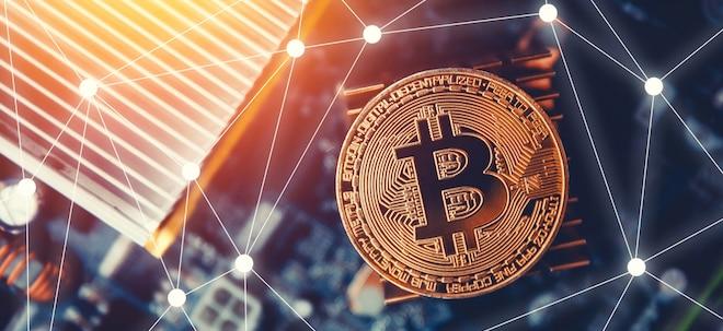 Krypto-Marktbericht: Bitcoin, Ether & Co: So schlagen sich die Kryptowährungen heute | Nachricht | finanzen.net