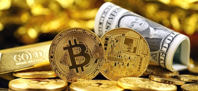 BTC ganz vorne: Goldman Sachs-Report: Bitcoins Performance stellt andere Assets in den Schatten | Nachricht | finanzen.net