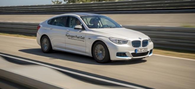 Bußgeldbescheid erwartet: BMW bucht wegen EU-Kartellverfahren Milliarden-Rückstellung | Nachricht | finanzen.net