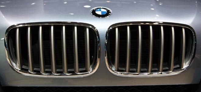 Starker Absatz: BMW-Aktie schließt leichter: BMW verdient im ersten Quartal mehr als gedacht - dreistellige Millionenbuße? | Nachricht | finanzen.net