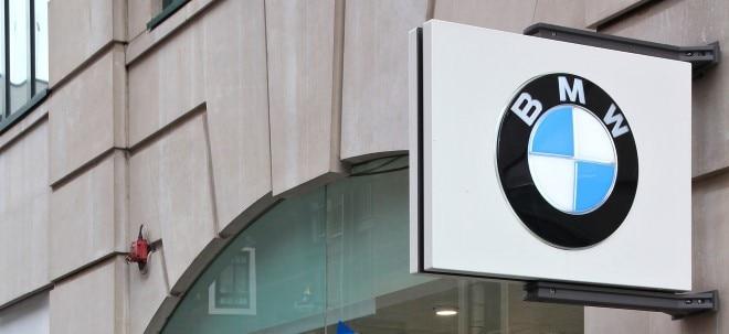Zahlen im schwierigen Umfeld: Ausblick: BMW gibt Ergebnis zum abgelaufenen Quartal bekannt | Nachricht | finanzen.net
