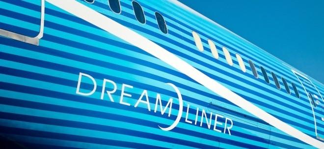 Fertigungsstopps: Boeing setzt 787-'Dreamliner'-Produktion in South Carolina aus - Aktie dennoch höher