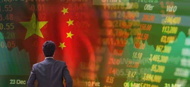 Als ETF-Anleger von Chinas Wirtschaftskraft profitieren