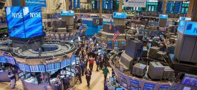 Profiteure der Zinswende: Diese Dow-Jones-Aktien können von steigenden Zinsen profitieren