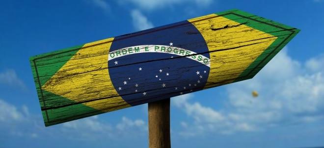 Investoren enttäuscht: Bovespa knickt nach Brasiliens Präsidentschaftswahl ein | Nachricht | finanzen.net