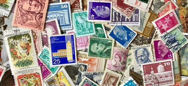 Philatelie - noch aktuell?: Geldanlage: Rentiert sich das Briefmarkensammeln noch? | Nachricht | finanzen.net